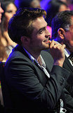 New Pics of Rob Backstage &amp; Sitting in the Audience