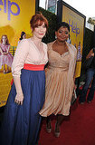 Emma, Bryce, Viola, and More Premiere The Help and Celebrate With Fried Chicken