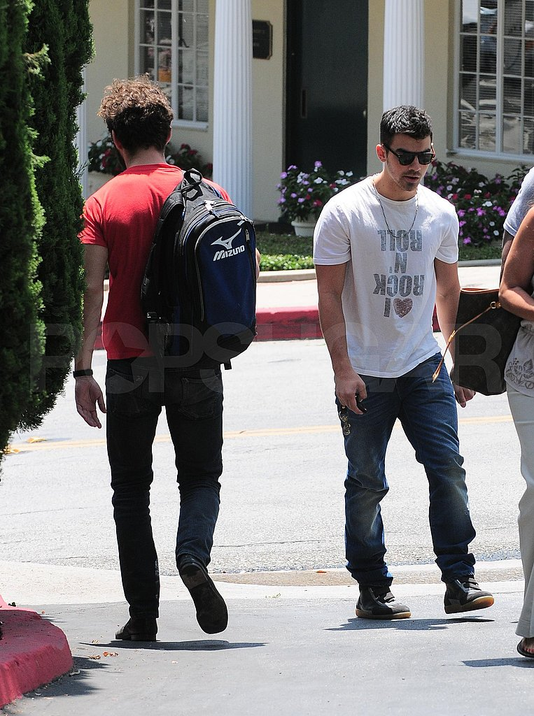 Shia LaBeouf and Joe Jonas don't seem to know each other!