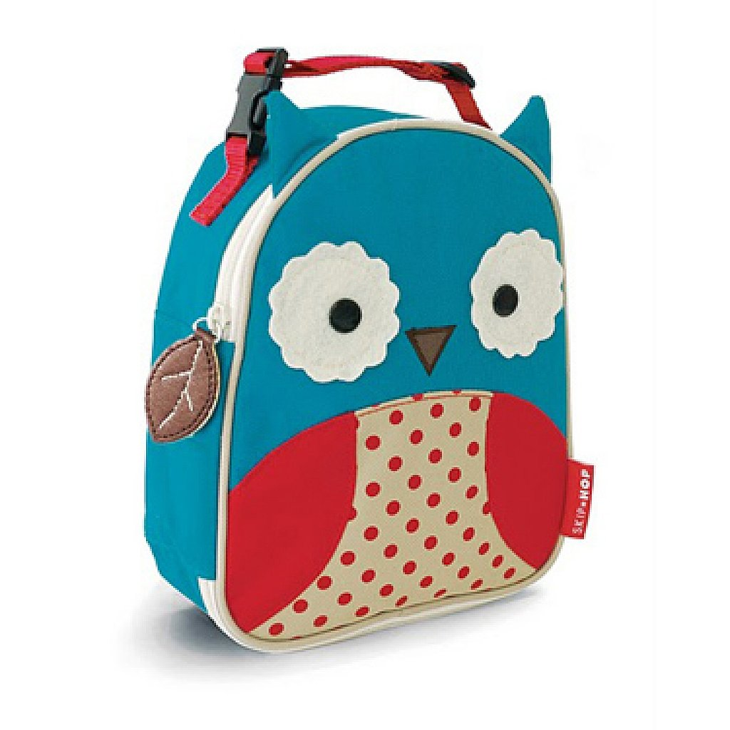 Skip Hop Zoo Lunchies — Owl ($13)