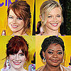 Hair Styles at The Help Premiere in LA