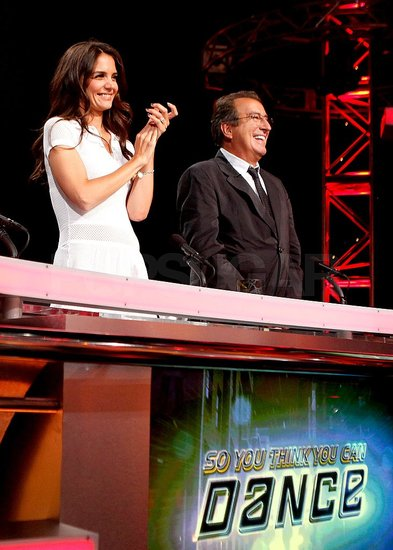 Katie Holmes Joins the Judging Panel on So You Think You Can Dance