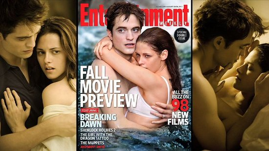 Video: Robert Pattinson Gets Shirtless With Kristen Stewart For Fall Movie Sneak Peek!
