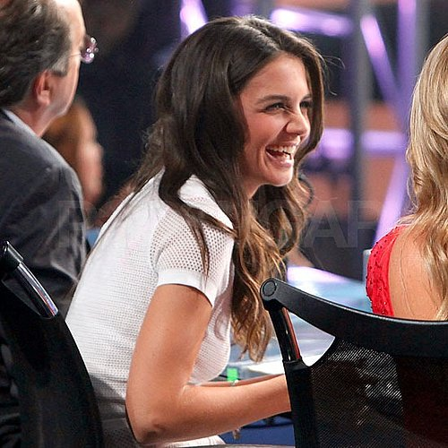Katie Holmes Judges So You Think You Can Dance