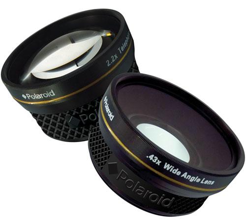 Polaroid Wide Angle Lens Travel Kit ($50)