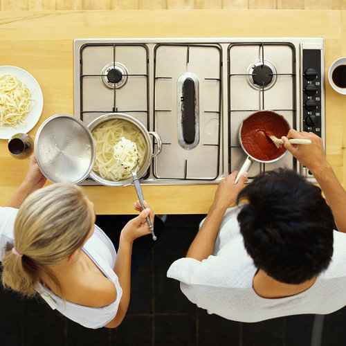 How to Make Meals Healthier When in a Relationship