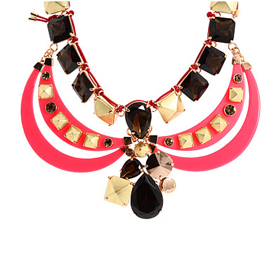 Marc by Marc Jacobs Claude Collar Necklace, $258