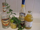 Pineapple Mojito Recipe 2011-08-12 11:19:24