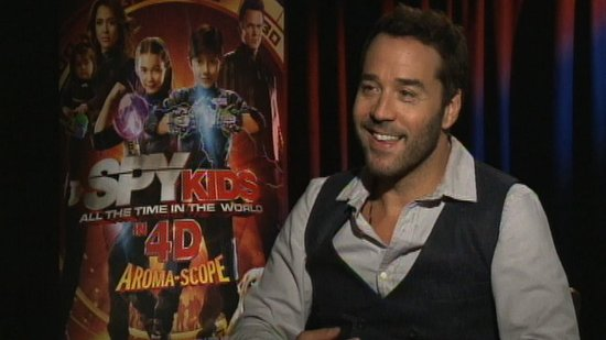 Jeremy Piven Reveals Why He's Ready For a Vacation From Acting