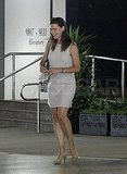 Jennifer Garner Gets Down to Business With a Happy Grin