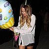 Pictures of Lauren Conrad at Trousdale