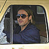 Hot Pictures of Brad Pitt on the World War Z Set