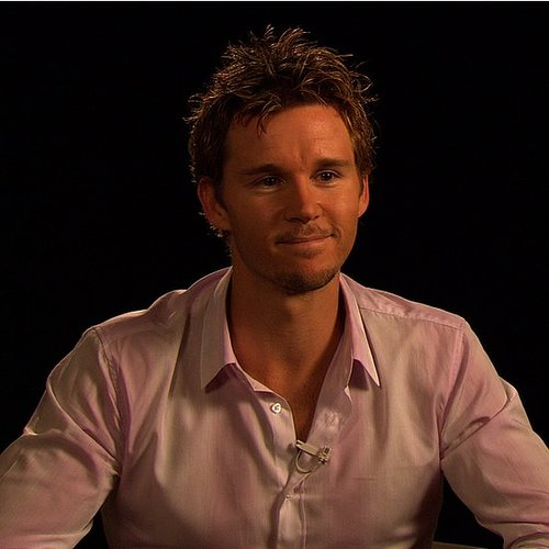 Ryan Kwanten on Griff the Invisible Interview: Video