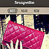 Snapette Fashion Shopping iPhone App