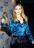 At the MTV Video Music Awards in 1995.