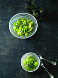 Martha Stewart's Green Fruit Salad Recipe