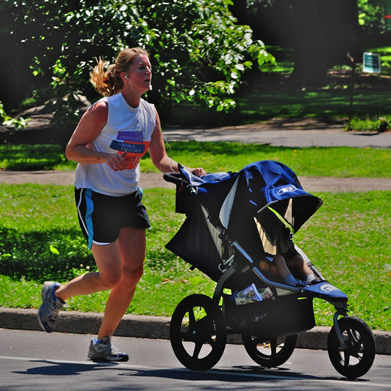 Momma on the Run: Tips For Running With Your Baby