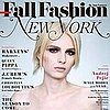 Andrej Pejic New York Magazine Cover 2011