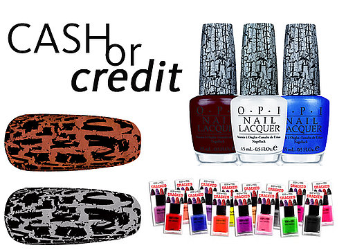 Cracked and Shatter Nail Polishes on Every Budget