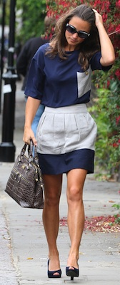 Shop Pippa Middleton Style in Zara