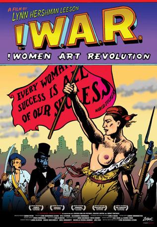 !Women Art Revolution