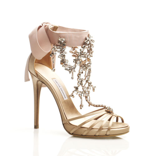 See — and Shop — Tabitha Simmons's Brit-Centric Fall 2011 Shoe Collection