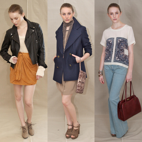 Spring Already? Club Monaco Gives Us a Sneak Peek at 2012