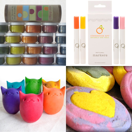 Nontoxic Art Supplies