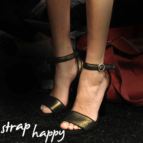 Ankle Strap Sandals — Super Sexy for Fall