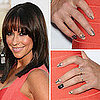 Jennifer Love Hewitt's Dotted Nails