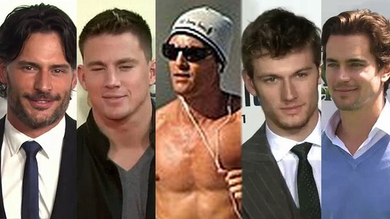 Matthew McConaughey, Channing Tatum, and More to Return to Their Shirtless Roots