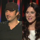 Robert Rodriguez and Alexa Vega Spy Kids 4 Interview: Video