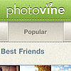 Photovine Google Photo Sharing App