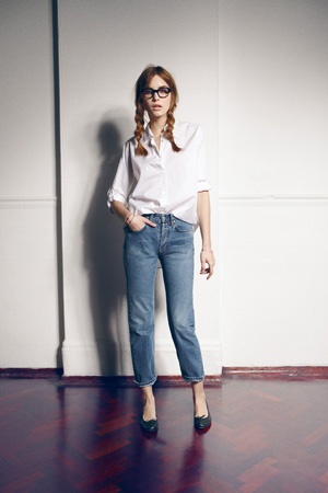 MiH Jeans Fall Collection Shows You How to Look London Cool