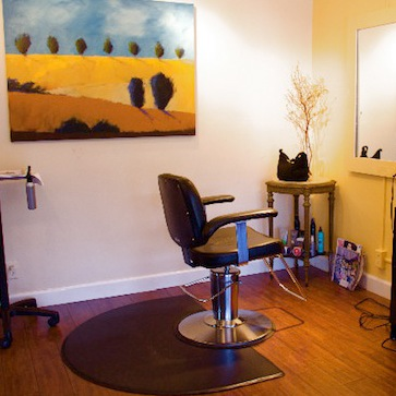 Deals on Haircuts, Blow-Drys, and Glaze Treatments in SF
