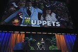 Fans got a sneak peek at The Muppets at D23.