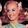 Katy Perry Pink Hair at VMAs