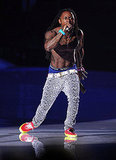 Lil Wayne at the 2011 MTV VMAs.