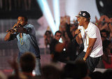 "Jay-Z and Kanye West Rock the MTV VMAs With ""Otis"""