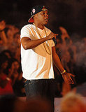 Jay-Z at the 2011 MTV VMAs.