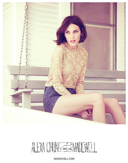 Preview Alexa Chung's Second Madewell Collection