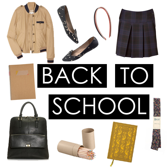 The Essential Back-to-School, Grown-Up Style