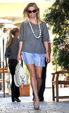 Reese Witherspoon Gets Back to Her LA Routine With a Fresh Hawaii Tan