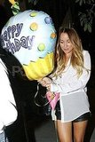 Lauren Conrad and Lo Bosworth Hit the Town For a Birthday Bash