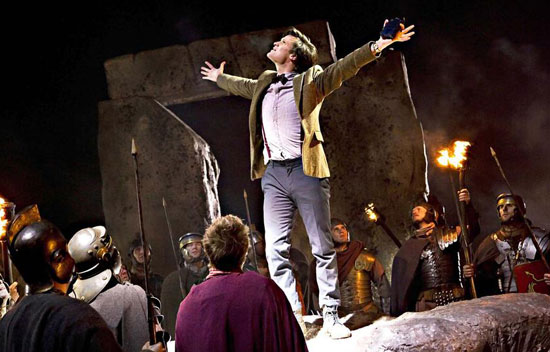 "Doctor Who two-part episode ""The Pandorica Opens/The Big Bang,"" written by the series' head writer and executive producer Steven Moffatt won the award for Best Short Form Dramatic Presentation. It's the fifth Hugo award for the series."