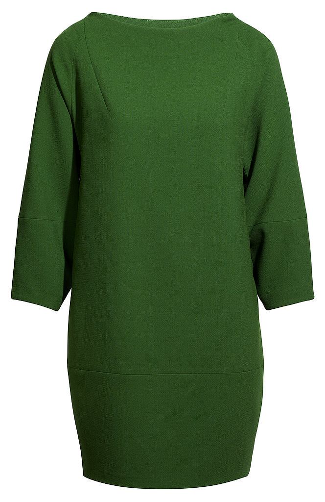 Forest Green Dress ($60)