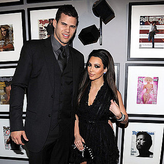 Kim Kardashian and Fiance Height Difference