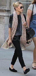 Shop Ashley Olsen Style in TOMS + The Row