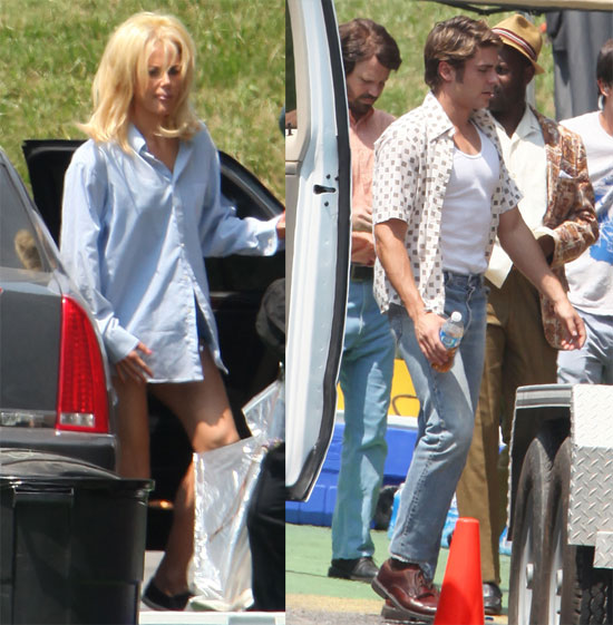 Nicole Kidman Shares a Scene With the Current Shirtless Bracket Star, Zac Efron