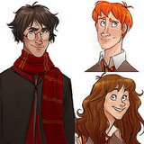 Harry Potter Fan Art and Illustrations
